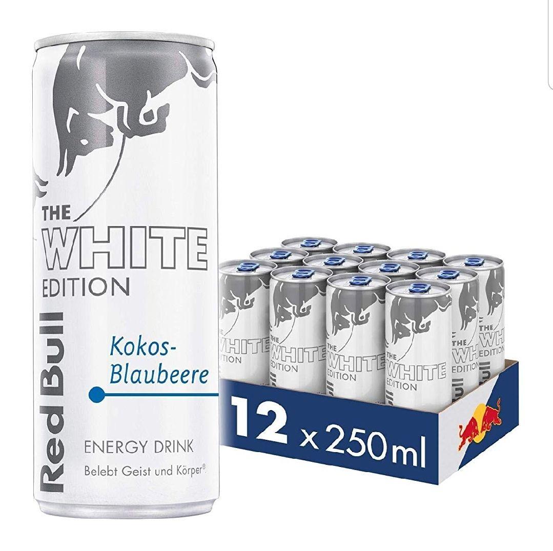 Amazon: 12er Red Bull White/Yellow/Summer/Purple Edition für 10,61€+3,00€ Pfand; 0,88€ pro Dose.