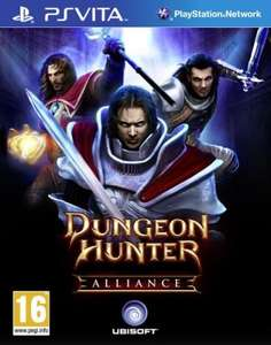 Dungeon Hunter Alliance und Lumines: Electronic Symphony (PS Vita)