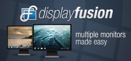 DisplayFusion / Multi-Monitor-Tool für 9,29€ [Steam]