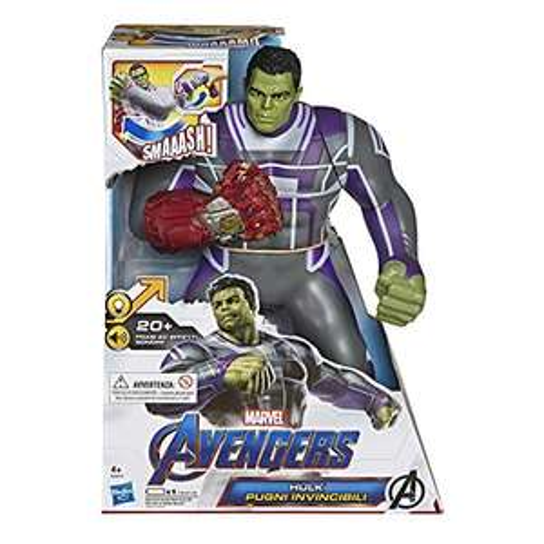 [Amazon Prime] Avengers Endgame Sammeldeal - Ant-Man Helm, Power Gauntlet mit Infinity-Stein, Actionfiguren