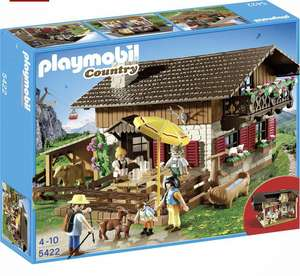 PLAYMOBIL® Country - Almhütte 5422