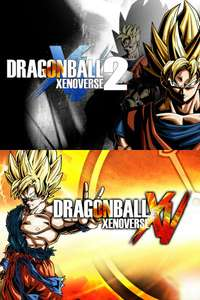 Dragon Ball Xenoverse 1 und 2 Bundle (Xbox One) für 13.49€ (Xbox Store Live Gold)