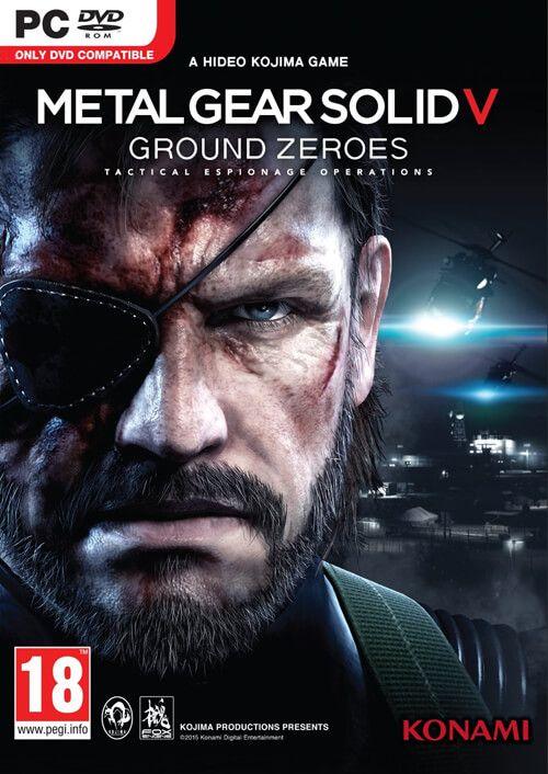 Metal Gear Solid V : Ground Zeroes für Steam [CDkeys]