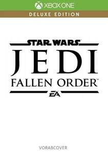Xbox One Star Wars Jedi - Fallen Order (Deluxe Edition)
