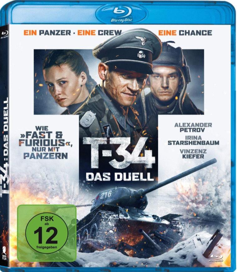T-34: Das Duell [Blu-ray] - Tagesangebot