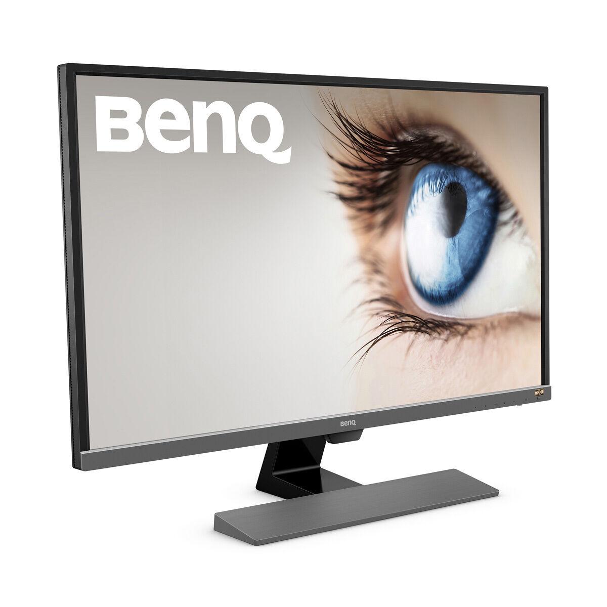 """BenQ EW3270U - 31,5"""" 4K UHD Monitor (VA, 300cd/m², 4ms, 60 Hz, AMD FreeSync, USB-C mit DisplayPort, VESA, 100% sRGB)"""