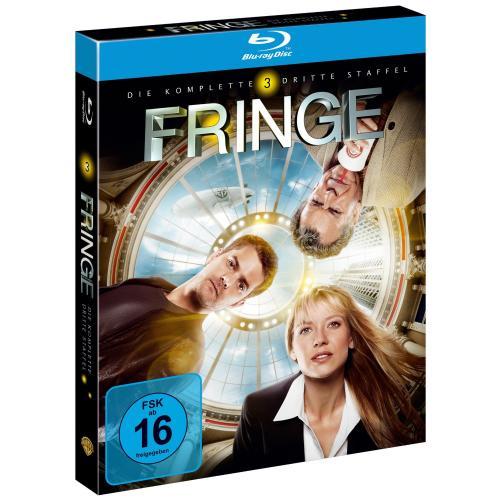 Fringe - Staffel 3 [Blu-ray] für 17,97€ @Amazon.de