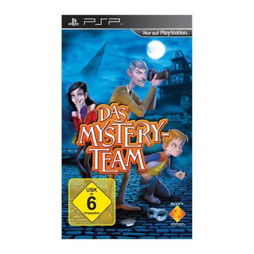 [Amazon.de] Das Mystery Team [PSP] - Für Prime Kunden ab 2,90 EUR - Ansonsten ab 5,90 EUR