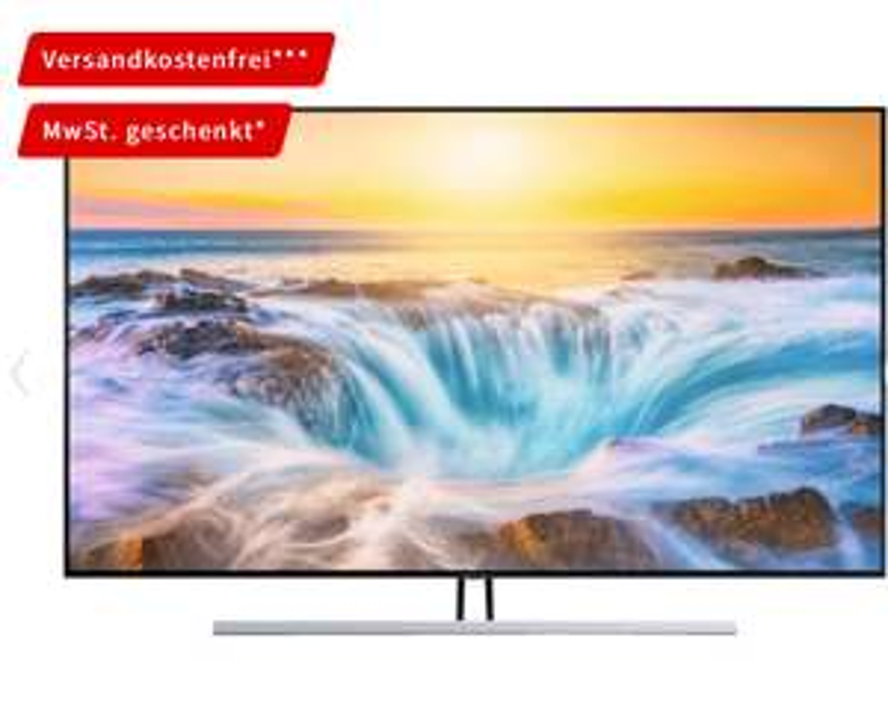 SAMSUNG GQ75Q85RGTXZG Q-LED TV inkl. Versand