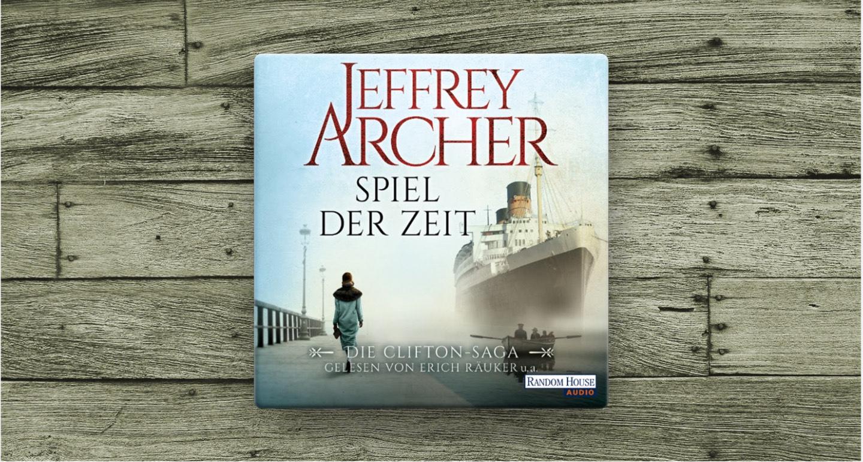 Jeffrey Archer - Spiel der Zeit Apple Books Hörbuch