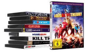 """""""Schnäppchenfinale 2012"""" @Amazon: Massig Blu-rays und DVDs reduziert. Zusätzlich 5€ Rabatt bei Kauf von 5 Titeln"""