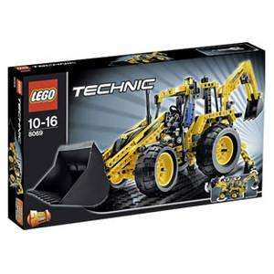 [REAL] LEGO Technic - Baggerlader ab 31.12.12