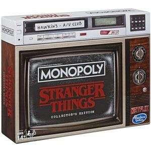 [CHECK24] Hasbro Monopoly: Stranger Things Collector's Edition