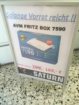 (Lokal Essen-Steele) AVM Fritzbox 7590
