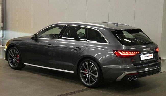 [Gewerbeleasing] Audi S4 Avant TDI Quattro mit 347 PS und 150.000km/Jahr 36 Monate für 655,21 (o. MwSt)