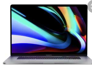 Apple MacBook Pro 16 Zoll (Space Grau Modell MVVJ2D/A) mit 19% Rabatt-Sticker in der Metro für 2024,19€