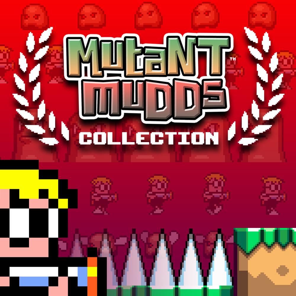 Mutant Mudds Collection (Switch) für 1,29€ (eShop)