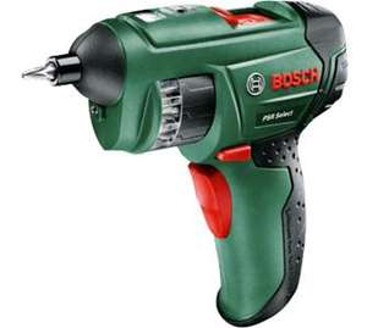 Bosch Akkuschrauber PSR Select 3,6 V  @ Plus für 53,90€ inkl. Versand