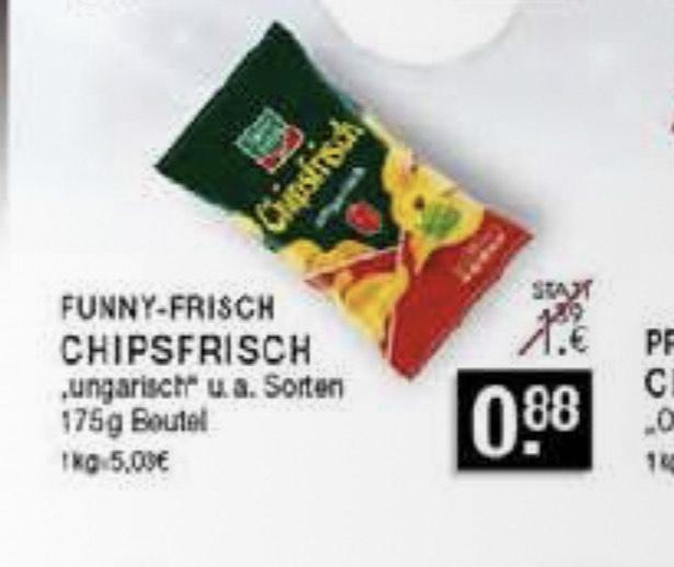 Funny Frisch 175g, Edeka Rhein-Ruhr