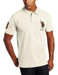 "[amazon.com] U.S. Polo Assn. Men's Solid Polo ""white"" für 32,27€"