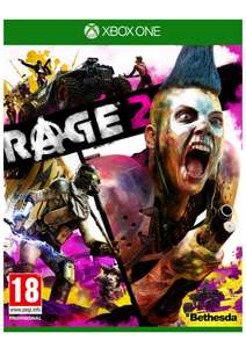 Rage 2 + Trolley Token (PS4) (SimplyGames)