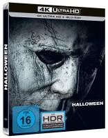 [Media-Dealer.de] Halloween - 4K Ultra HD Blu-ray + Blu-ray / Limited Steelbook