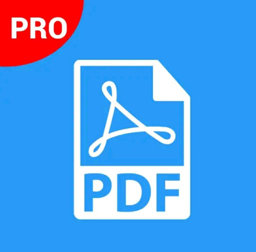 PDF Creator & Editor Pro (3,5* >50.000 Downloads) [Android-Freebie]