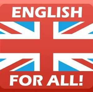 English for all! Pro - Englisch lernen (4,6* >100.00 Downloads) [Android-Freebie]
