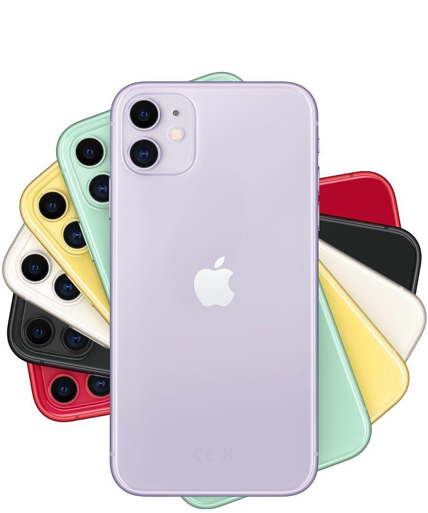 Apple iPhone 11 256 GByte *NEU* Cleverbuy (versch. Farben) - Versand aus D