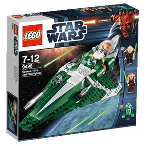 LEGO Star Wars 9498 Saesee Tiins Jedi Starfighter @Real