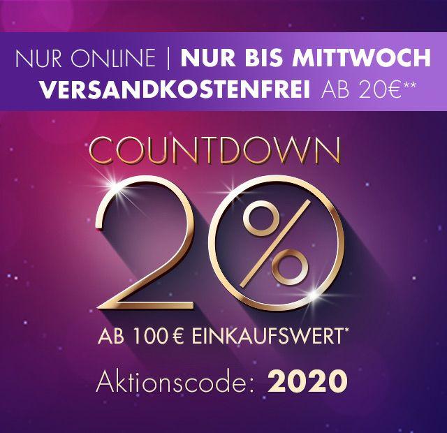 Galleria/Karstadt 20% ab 100€ Einkaufswert