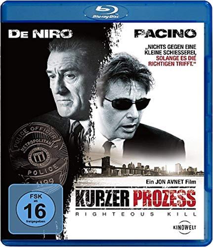 Righteous Kill - Kurzer Prozess (Blu-ray) für 5€ (Amazon Prime & Media Markt)