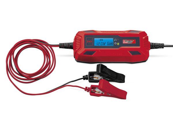 [Lidl] KFZ & Motorrad Batterieladegerät ULTIMATE SPEED ULGD 5.0 A1 - 6 o. 12 V - LCDisplay