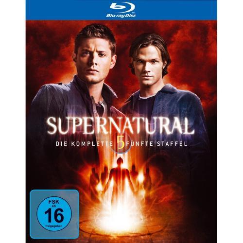 Supernatural - Staffel 5 (+ Bonus-DVD) [Blu-ray] bei Amazon.de