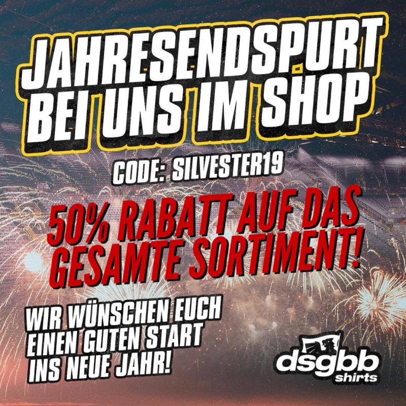 DSGBB - Dortmund / BVB Fanshop - 50% auf alles