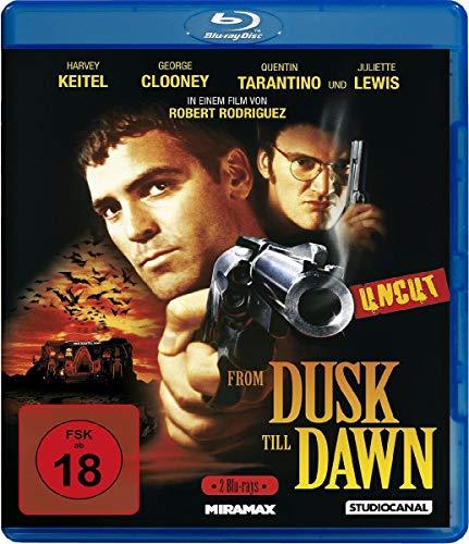 From Dusk Till Dawn Uncut Special Edition (2 Discs Blu-ray) für 5€ (Amazon & Saturn & Media Markt)