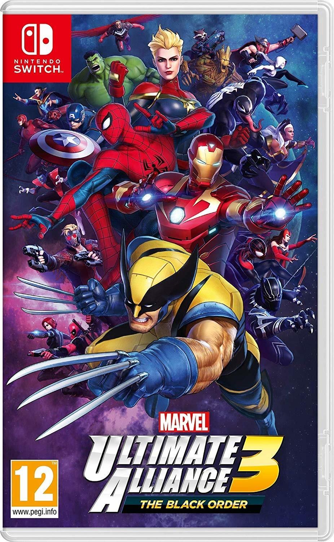 Marvel: Ultimate Alliance 3 - The Black Order (Switch) für 36,77€ (Base.com)