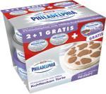 [KAUFLAND SONDERPOSTEN] Philadelphia Frischkäse, Doppelrahmstufe oder Balance 2 + 1 Milka Schale Gratis