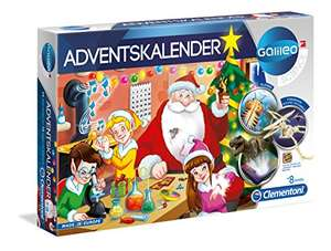 Galileo Science Clementoni-59080-Galileo Adventskalender 2019