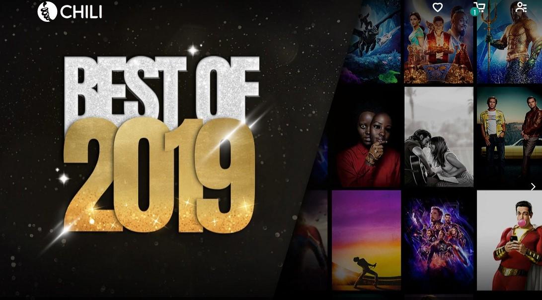 [Chili TV] Best of 2019 - 50% Rabatt (personaliserter Gutschein)