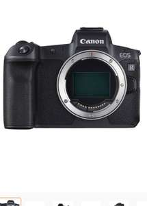Canon R mit EF-Adapter DSLM