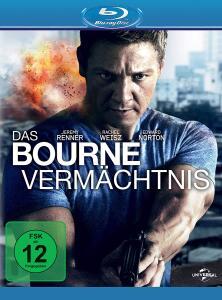 Das Bourne Vermächtnis (Blu-ray) für 3,72€ (Dodax)