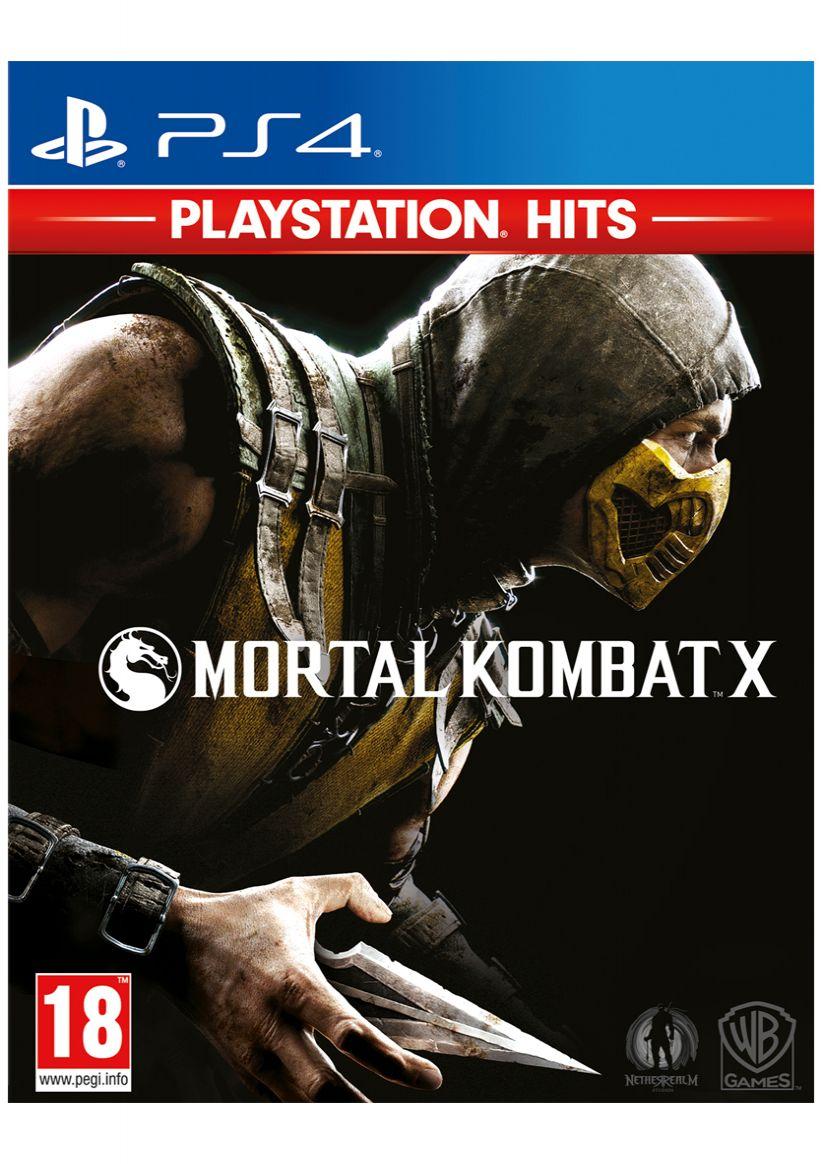 Mortal Kombat X (PS4) für 12,45€ (SimplyGames)