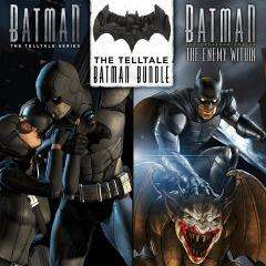 The Telltale Batman Bundle (Xbox One) für 11,99€ (Xbox Store Live Gold)