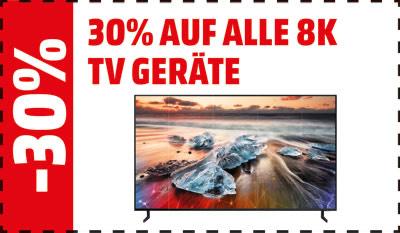 Coupon Sammeldeal Mediatmarkt.at - z.B. Samsung QE-Q950R QE65Q950R 8K TV (Maße > 2m x 0,80m x 0,60m = lokal)