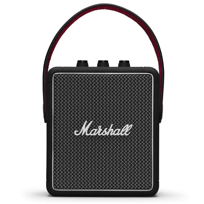 Marshall Stockwell II Tragbarer Lautsprecher - schwarz