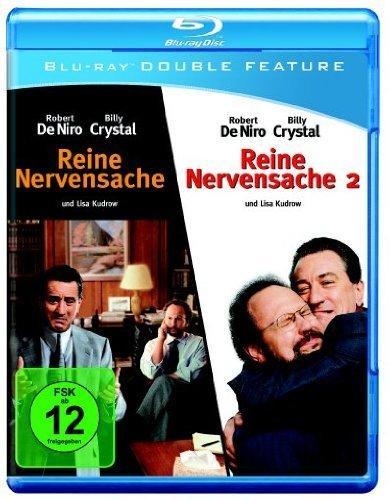 Diverse Blurays für je 7,97 €  @Amazon (z.B. Reine Nervensache 1+2, Ein perfekter Mord, Police Academy 1+2 etc.)