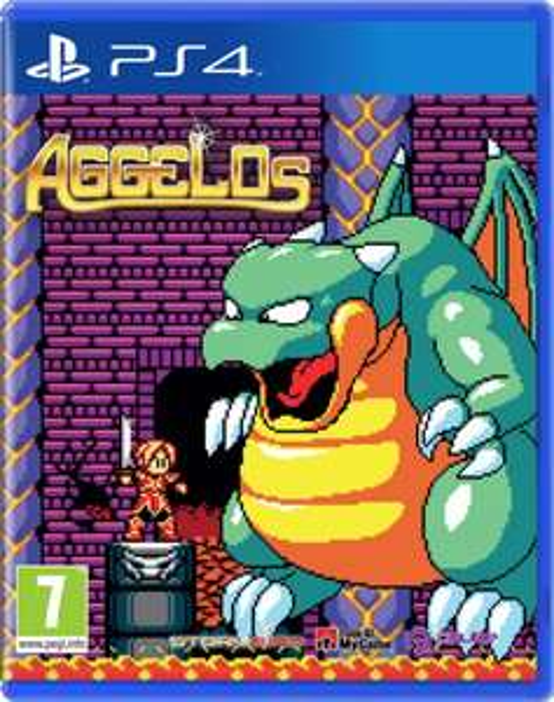 Aggelos (PS4) für 9,62€ (Base.com)