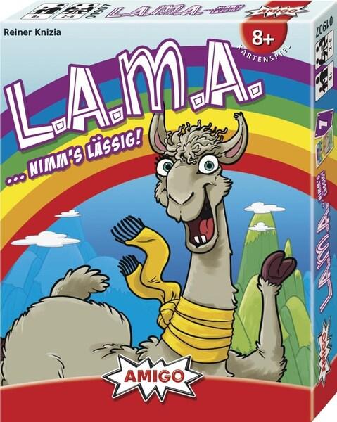 Lama Kartenspiel Amigo