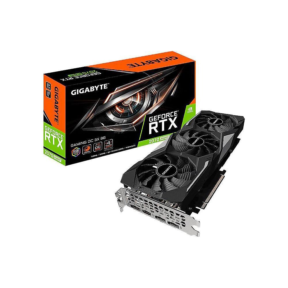 [Cyberport] Gigabyte GeForce RTX 2070 Super Gaming OC 3X 8GB GDDR6